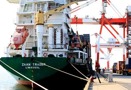 船舶代理店業務